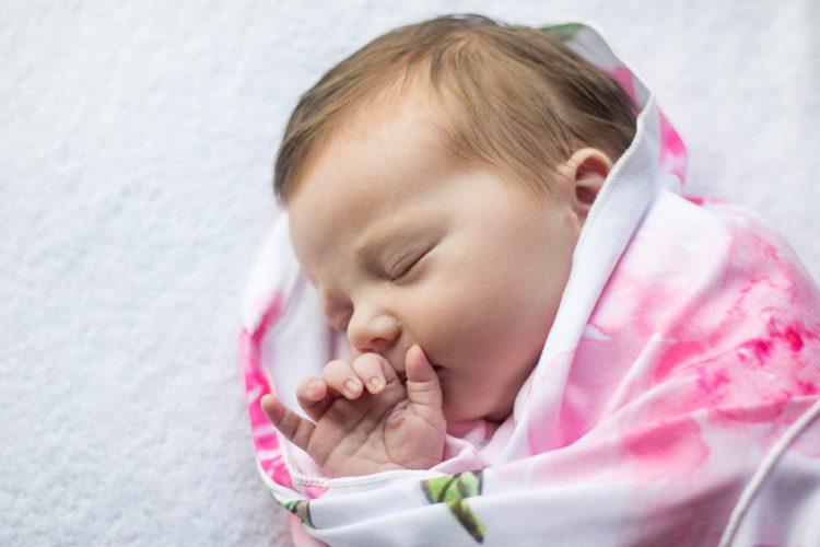 Aberdeenshire Newborn Photographer Debbie Dee Photography In-home newborn photography - baby