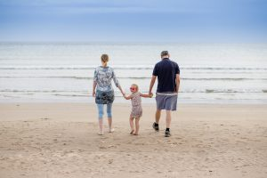 Family Photographer Aberdeenshire - Family photography aberdeenshire - Debbie Dee Photography - Lifestyle Family - Family on sandend beach