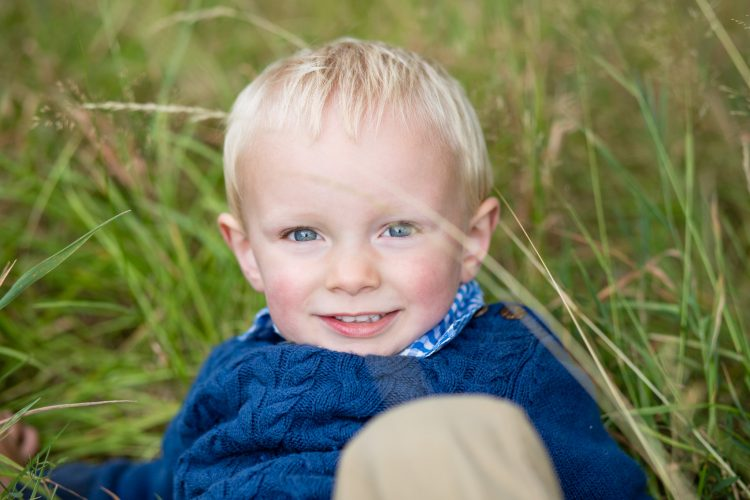 Family Photographer Aberdeenshire - Family photography aberdeenshire - Debbie Dee Photography - Lifestyle Family - boy laying in grass